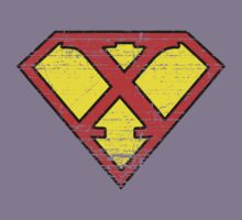 Super Vintage X Logo by Adam Campen