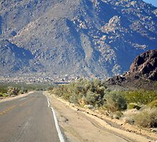 Mojave- The Lost Highway by rebelflowers