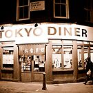 Tokyo Diner, Soho, London by bhandol