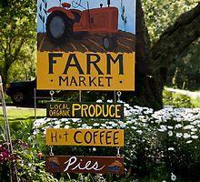 Fiddlehead Farm Market by phil decocco