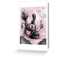 Hide & Sneak Greeting Card