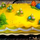 EASTER CAKE by Claire Moreau
