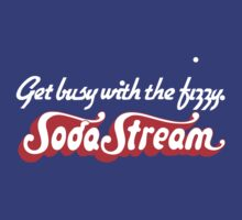 Soda Stream by Bradley John Holland