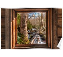 Tub Mill -  Window Poster