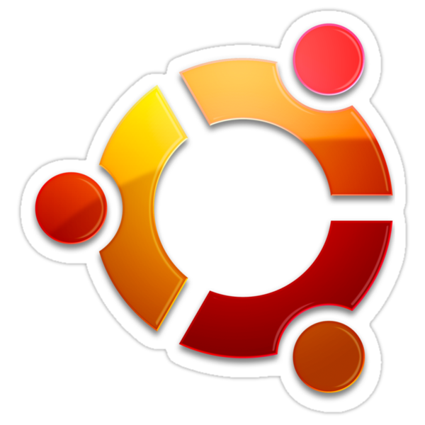 Ubuntu Logo by robbrown