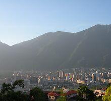 Caracas by Gustavo Bernal