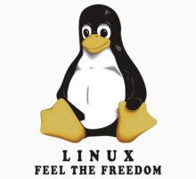 LINUX FEEL THE FREEDOM... by robbrown