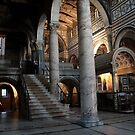 S.Miniato al Monte abbey(Italy) by bertipictures
