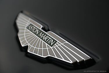 ASTON MARTIN DBS - Bonnett Badge by Daniel  Oyvetsky