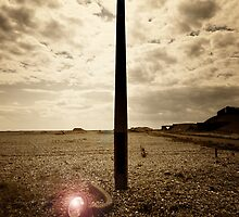 Lamp Post by Nigel Bangert