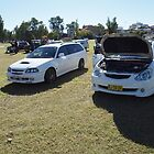 Toyota Caldina GT and GT-Four by Joe Hupp