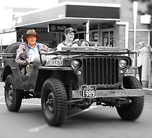 ANZAC 2011 by Stecar