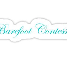 Barefoot Contessa 2011 Sticker