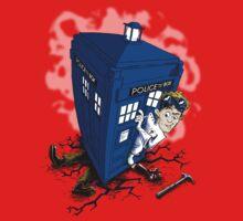 Dr Whorrible's revenge Kids Clothes