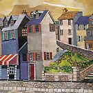 Blois, France by Sally Sargent