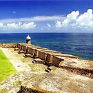 El Morro Fortress, San Juan, Puerto Rico by Alberto  DeJesus