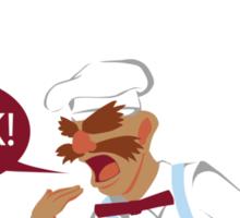 Swedish Kitchen Sticker