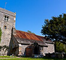 Poling Church by Leon Ritchie