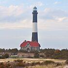 Fire Island Lighthouse by Nicole Jeffery