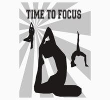 Time to Focus by Junior Mclean