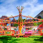 Truro Fairground by Photoplex
