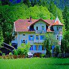 Mysterious House by Daidalos