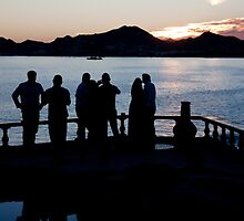 Cabo Silhouettes by phil decocco