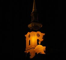 Taban Parish Church, Buda by wiggyofipswich