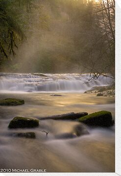 Elk Wallow Falls by 11th-Dimension