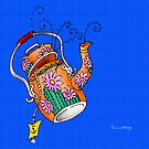 Texas Tea by Patricia Anne McCarty-Tamayo