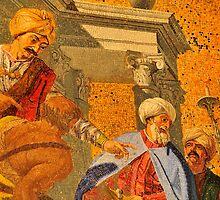 Venetian mosaic by neil harrison