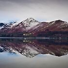 Cat Bells Reflections by mountainsandsky