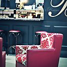 Red Chair by fRantasy