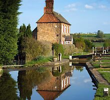 The Lock Keepers Cottage by vivsworld
