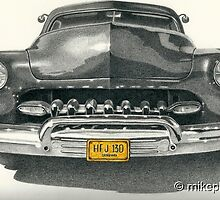 FORD MERCURY COUPE' 1950 by Michele Filoscia