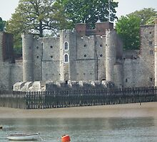 Upnor Castle by Andy Jordan