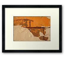 Langlois Bridge at Arles - After Van Gogh Framed Print