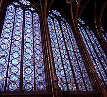Paris - Sainte Chapelle 3 by bubblehex08
