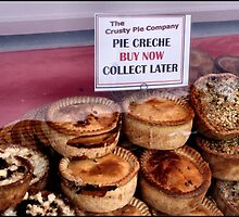 Pie Creche - Buy Now, Collect Later by Jazzdenski