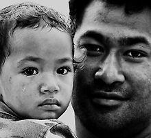 the man behind the tears, Tonga 2011 by madworld