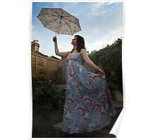 Mary Poppins... in a summer dress! Poster
