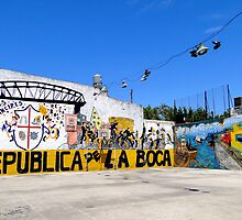 La Boca by Paige