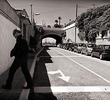 It's Not Abbey Road, It's The Wall by montserrat
