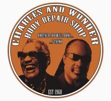 Charles and Wonder Body Repair Shop by Luke Stevens