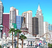 New York , Las Vegas by CHBowman