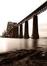 The Rail Bridge by Chris Cherry