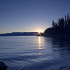Lake Tahoe Sunrise by Jean  Atwood