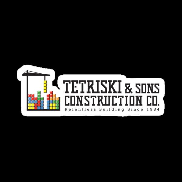 Tetriski & Sons Construction by JoeAngelillo