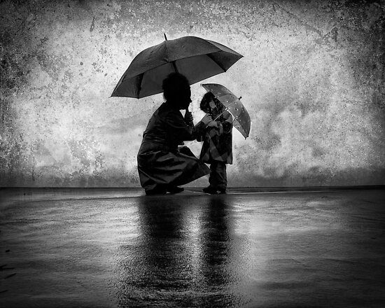 Umbrellas by Bill Gekas