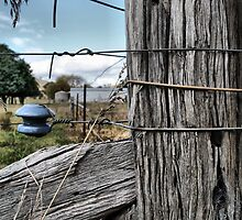 counrty fence in yark by grahampike